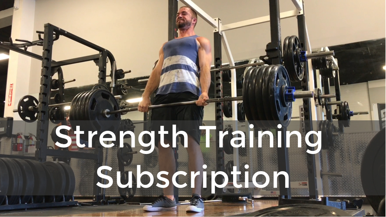 strength training workouts athlete.x