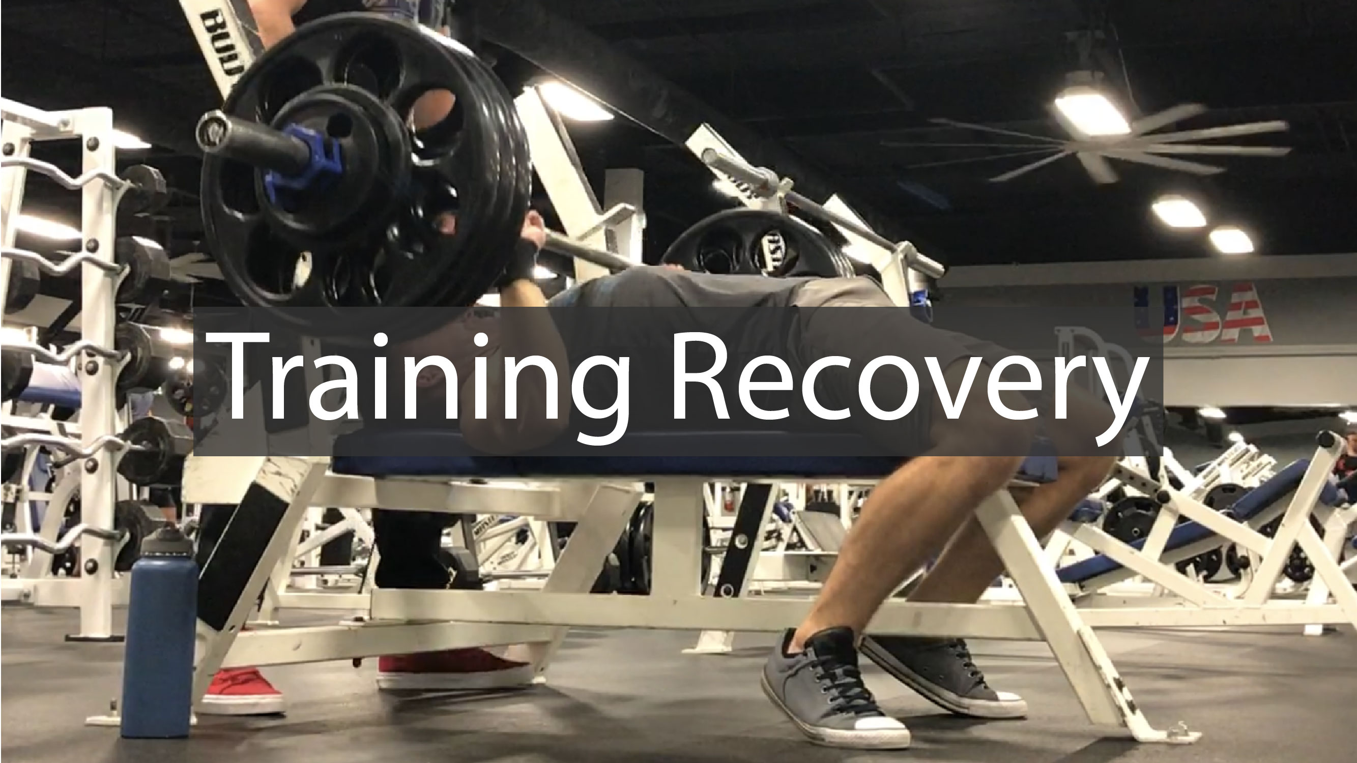 training recovery pic