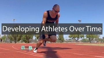 athlete development over time