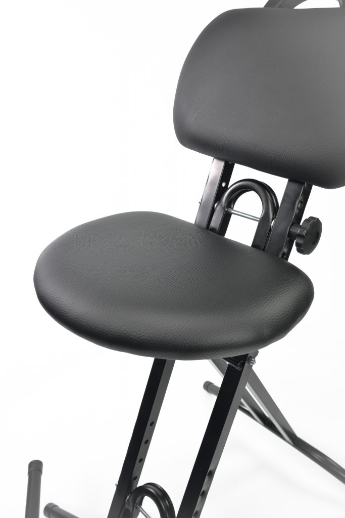 guitar playing chair cosco high adjust for a player gs 1 athletic