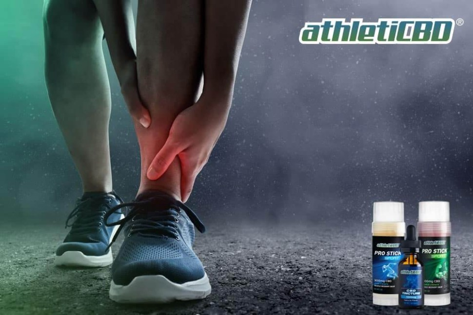 DRUG-FREE Athlete Pain and Discomfort Treatment