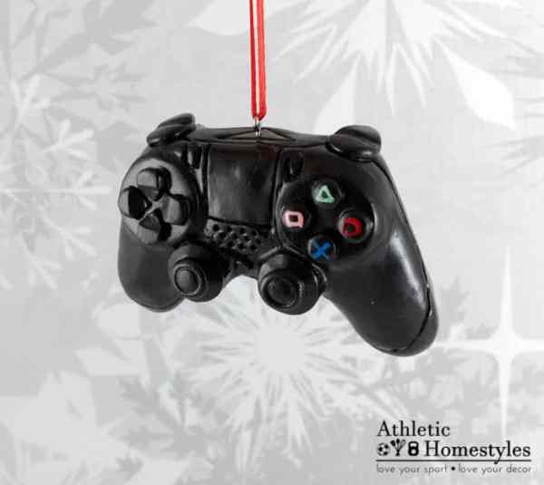 Playstation 4 Video Game Controller Christmas Ornament