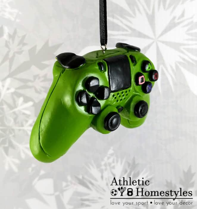 Playstation PS4 Video Game Controller Christmas Ornament ...
