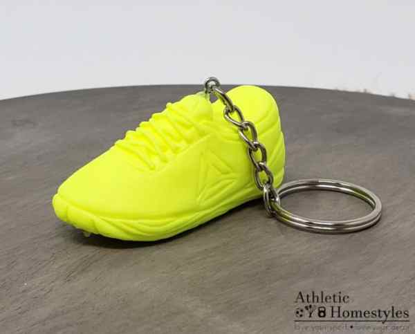 Reebok Crossfit Fitness Shoe Keychain Running Athletics Athlete Gym Bag Accessory Charm