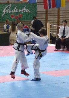 Dylan Hey, England Junior Taekwondo Player