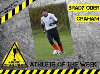 Brady Oder, Graham