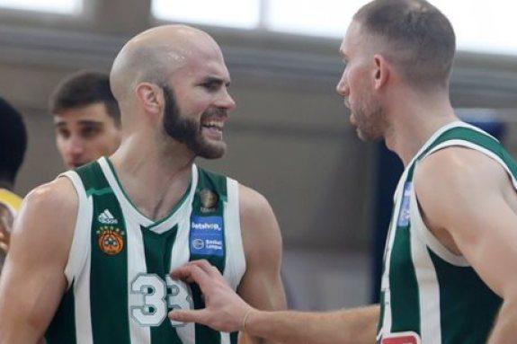 Τις 600 νίκες στην Basketleague συμπλήρωσε ο Παναθηναϊκός