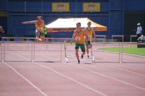 Boy's 400m Hurdles (1)