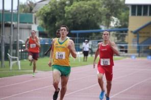 Men's 400m Heats (101)