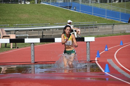 Women's 3000m Steeplechase (20)