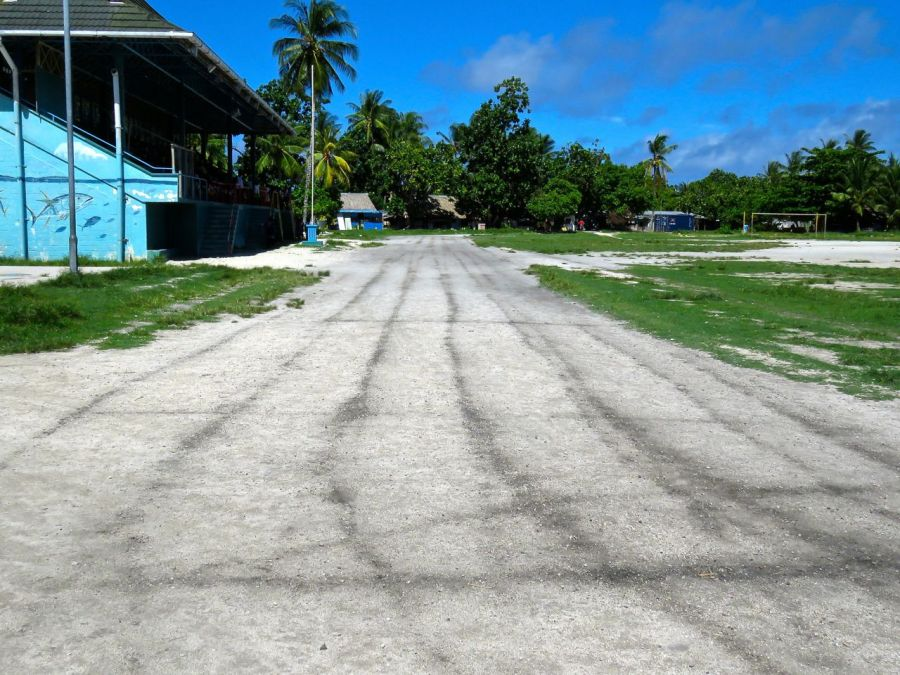 Kiribati Track#1