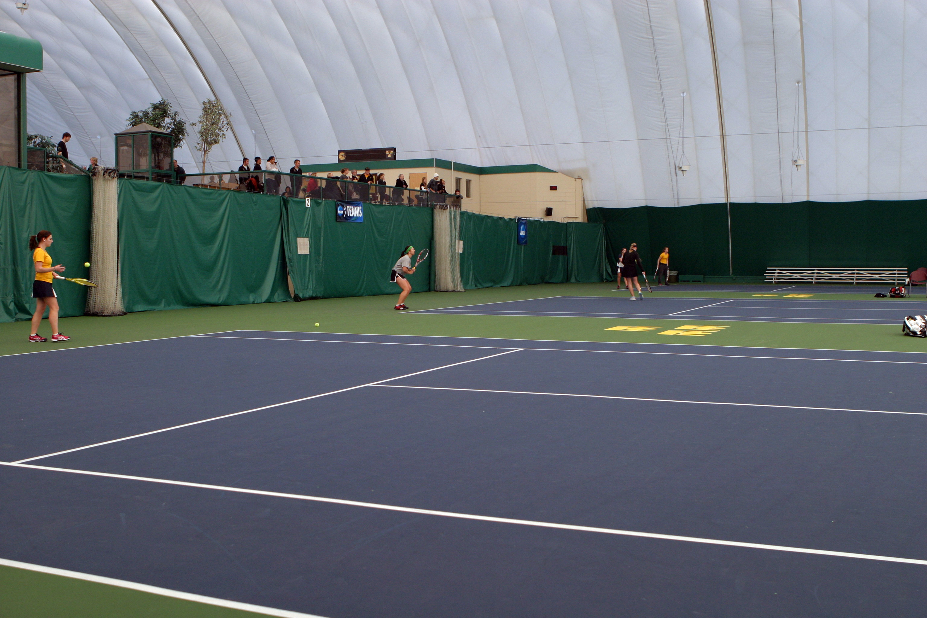 Womens Tennis Picks Up First Win Of The Season 6 3 Over