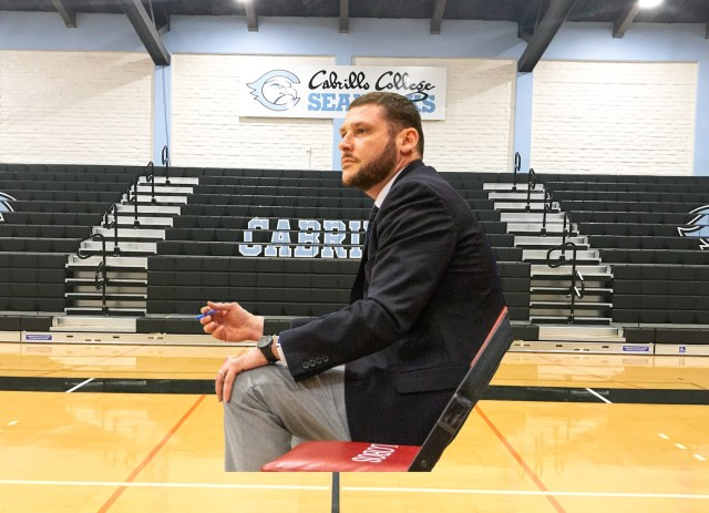 The Page Era Begins, A New Chapter In Cabrillo Men's Basketball