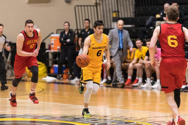 Men's Basketball - University of Waterloo Athletics