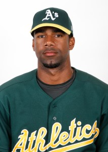 Sacramento River Cats Outfielder Myrio Richard (3 for 6 / Home Run / Game-Winning RBI)