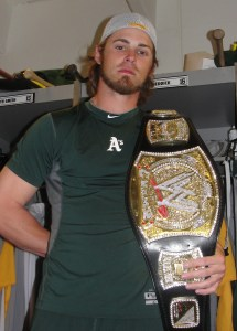 Josh Reddick: Hoping to reclaim his 2012 glory in 2014.