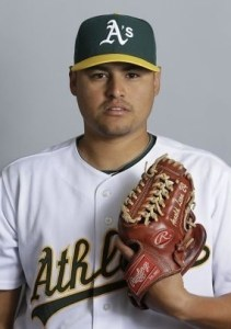 A's Farmhand Of The Day: Sacramento River Cats Pitcher Arnold Leon (6 IP / 3 H / 1 ER / 2 BB / 5 K / Win)