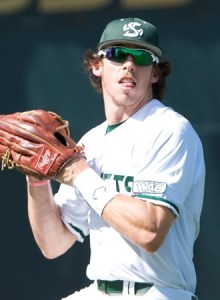 A's Farmhand Of The Day: Vermont Lake Monsters Designated Hitter Justin Higley (Inside-The-Park Grand Slam)