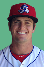 A's Farmhand Of The Day: Stockton Ports Outfielder Jaycob Brugman (2 Home Runs / Double / 4 RBIs)