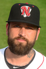 A's Farmhand Of The Day: Nashville Sounds Designated Hitter Ryan Roberts (2 Home Runs / Double / Walk / 4 RBIs)