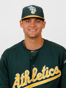 A's AFL Farmhand Of The Week: Infielder Chad Pinder
