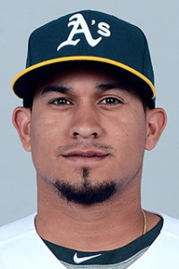 A's top prospect Franklin Barreto