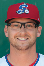 A's Prospect Of The Day: Stockton Ports Pitcher Dustin Hurlbutt (8 IP / 3 H / 0 ER / 0 BB / 5 K)
