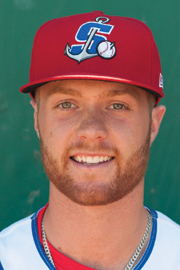 A's Prospect Of The Day: Stockton Ports Pitcher Logan Shore (7 IP / 6 H / 1 ER / 1 BB / 7 K)