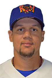 A's Prospect Of The Day: Midland RockHounds First Baseman Viosergy Rosa (3 for 5 / 2 Home Runs / Double / 8 RBIs)