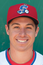 A's Prospect Of The Day: Stockton Ports Pitcher Evan Manarino (5 IP / 2 H / 0 ER / 0 BB / 5 K / Win)