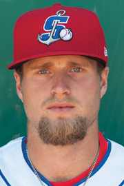 A's Prospect Of The Day: Stockton Ports Outfielder Seth Brown (2 for 4 / 2 Home Runs / 2 RBIs)