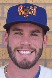 A's Prospect Of The Day: Midland RockHounds Catcher Beau Taylor (2 for 4 / Home Run / 2 RBIs)