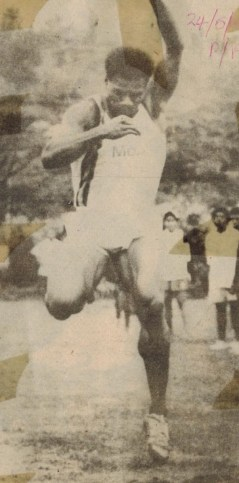 Gaby at Nakalevu Grounds