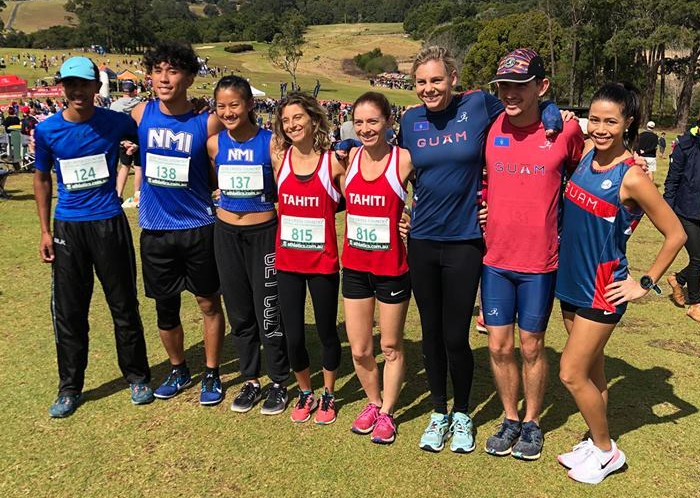 Oceania Cross Country Picture 1