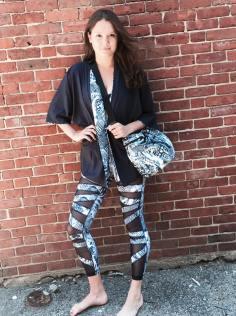 Casbah Kimono, Highest Times Pant, Diversity Bag