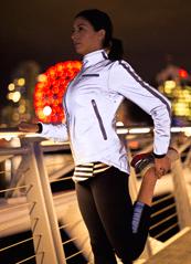run reflective jacket