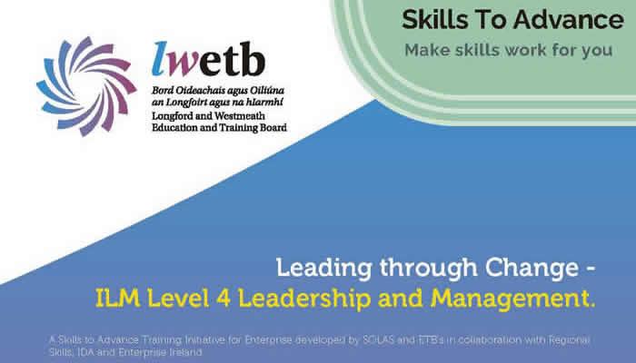 New ILM Level 4 Leadership and Management Training