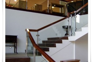 Glass for Stairs, Balustrades & Balconies
