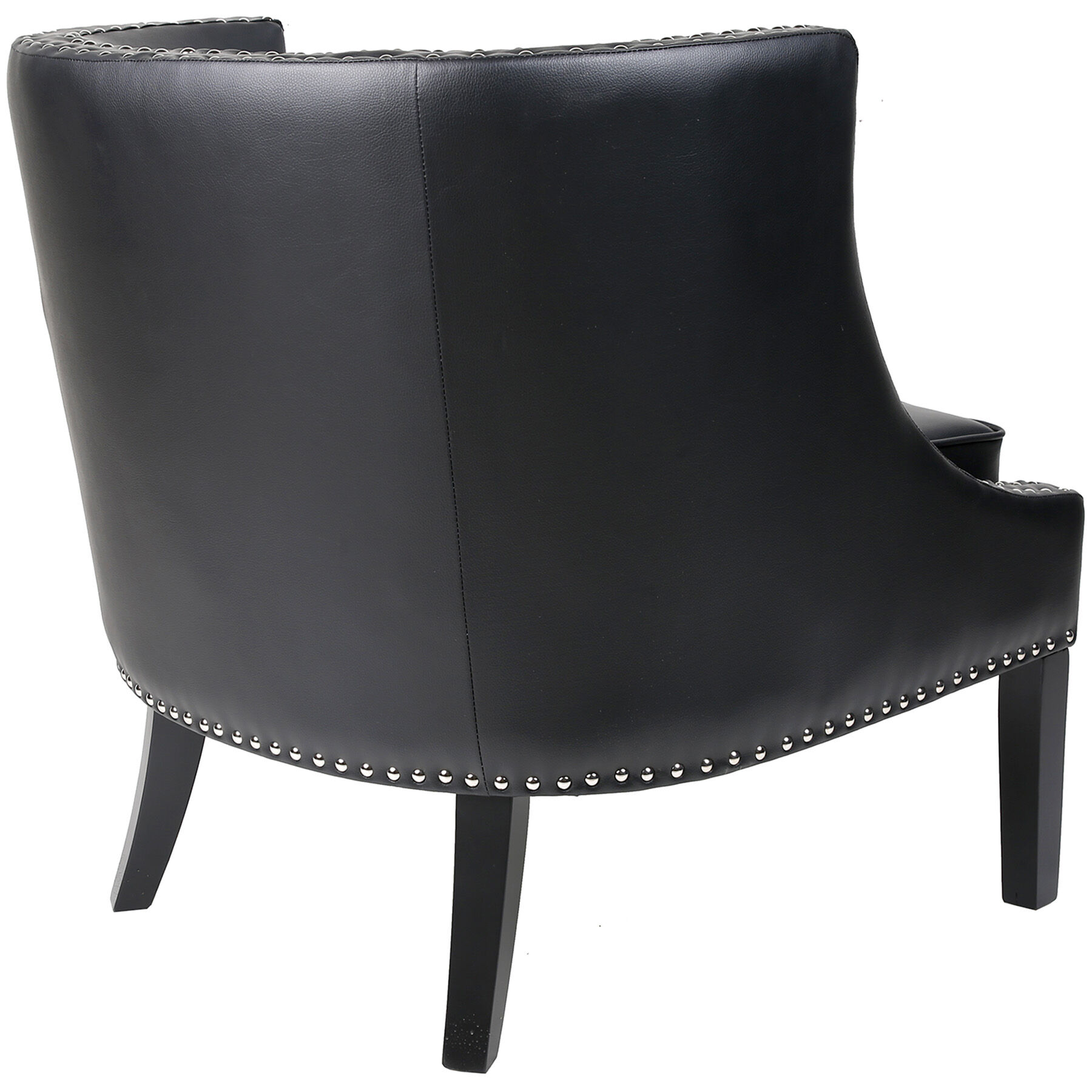 Black Accent Chairs Karen Black Accent Chair