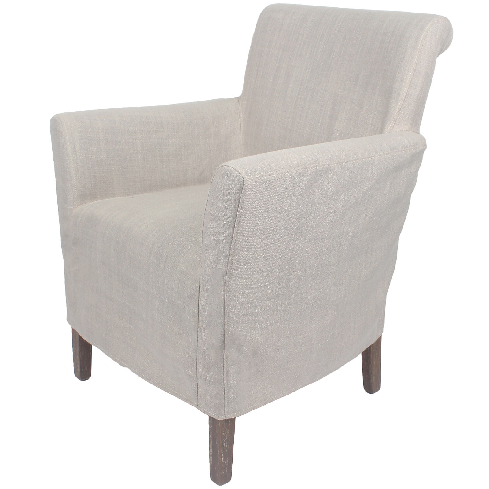 Slip Cover For Chair Lettice Slipcover Arm Chair At Home