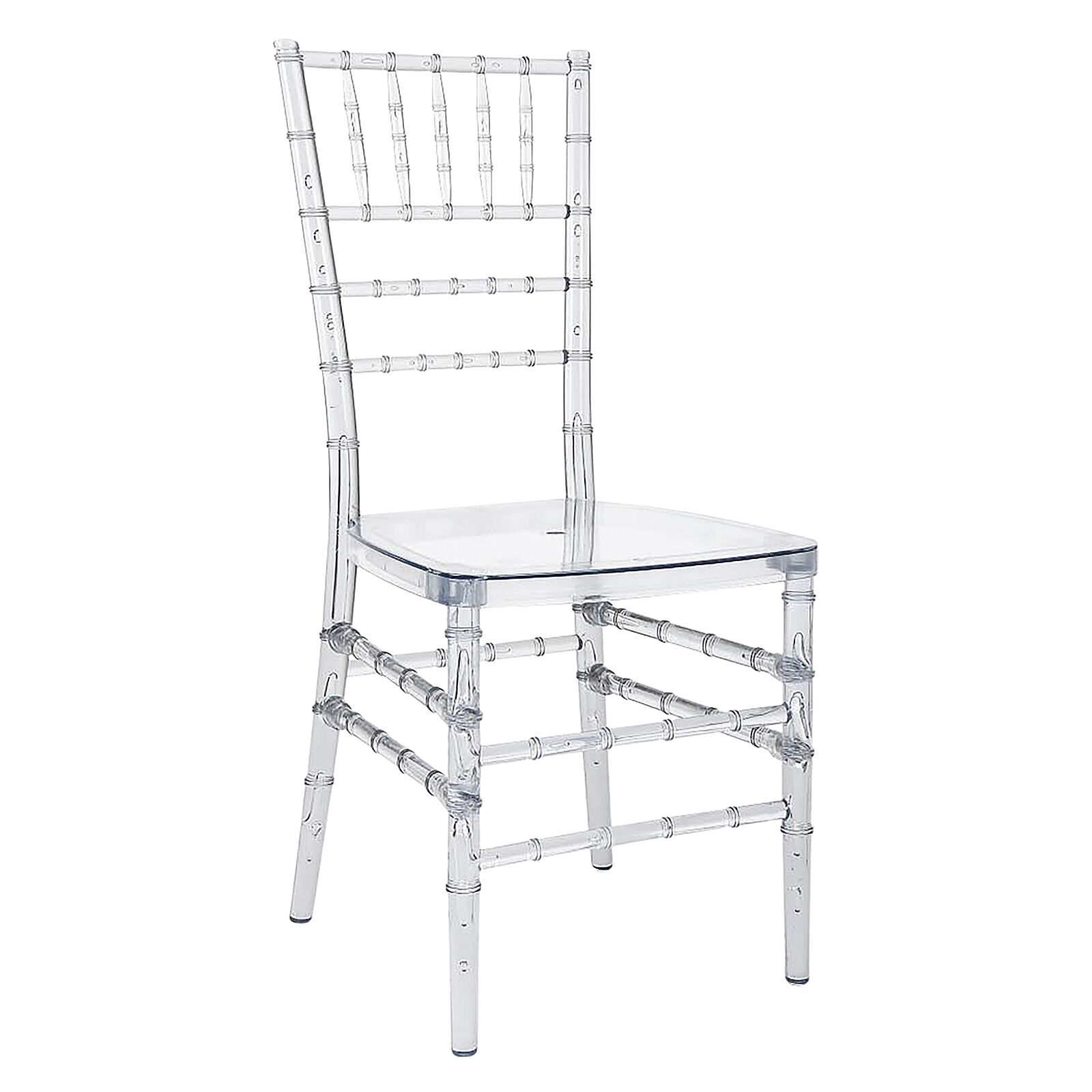 At Home Chairs Acrylic Chiavari Ghost Chair