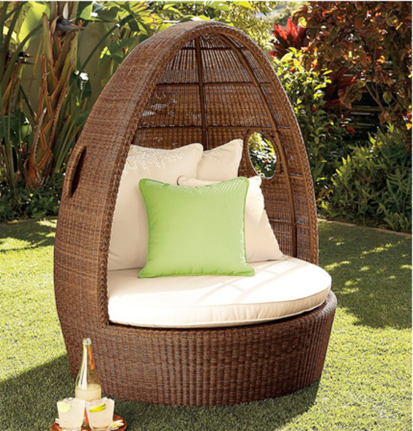 egg wicker chairs outdoor gci four splurge and a steal at home with kim palmetto chair pottery barn