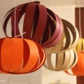 Thanksgiving paper lanterns at home with kim vallee