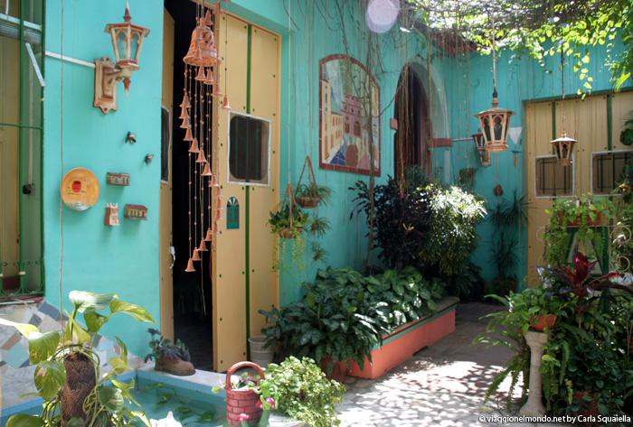 The ideology of Casas particulares Havana Cuba  Athome201net