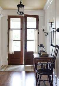 Entryways + Hallways | At Home in Arkansas
