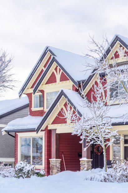 December sales weather seasonal slowdown, low inventory