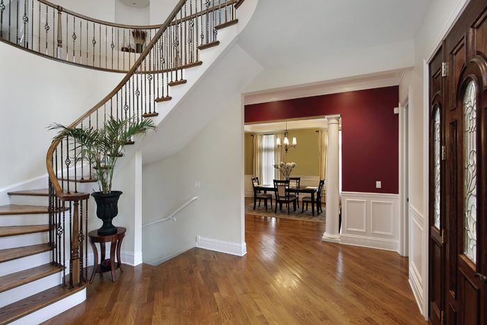 first impression, first impressions of your home