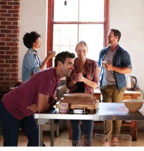 Renting - Living Together