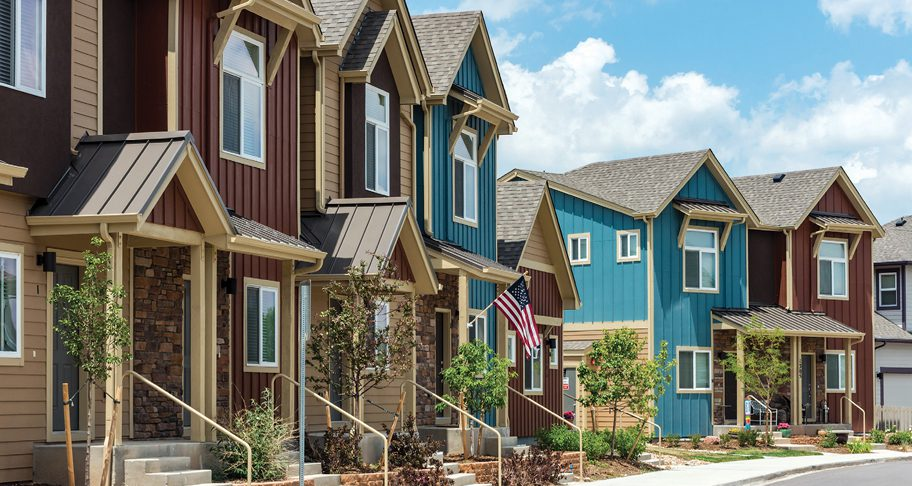 Parkside in Longmont – Low-Maintenance Homes are High in Convenience, Efficiency, Value