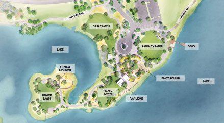 Barefoot Lakes